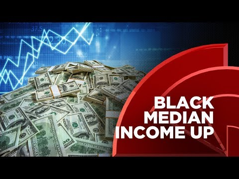 Federal Reserve Report Says Black Median Incomes Are Up