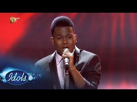 Top 8 Reveal: Botlhale channels Lionel Ritchie | Idols SA Season 13