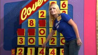 The Price is Right 6/12/07 Cover Up Perfection