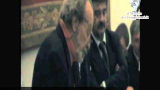 GIANNI MUSY ricorda Giuseppe Rinaldi (2009)