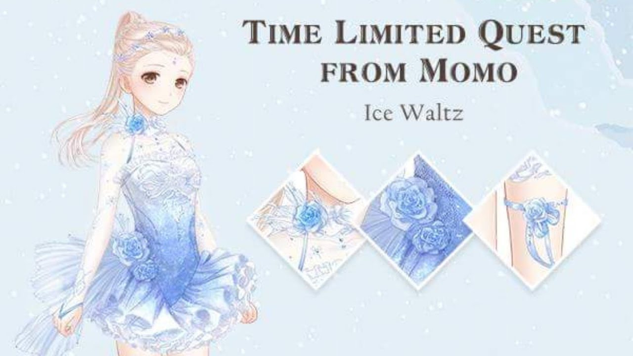 e8b8949f35bec Advice On Prepping For The Ice Waltz Outfit // Love Nikki - YouTube