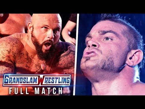 FULL MATCH — Brian Cage vs. Bad Bones: GWF Grandslam Wrestling