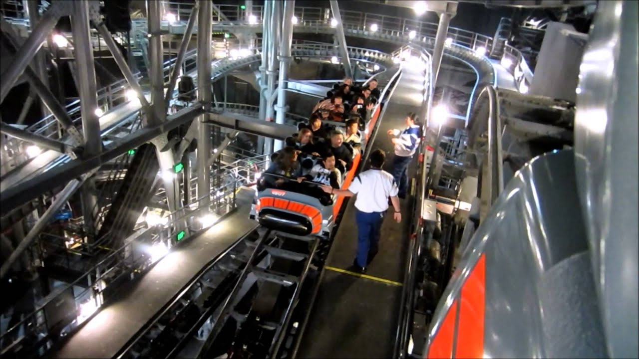 Space Mountain (Broken Down) With the Lights On - YouTube