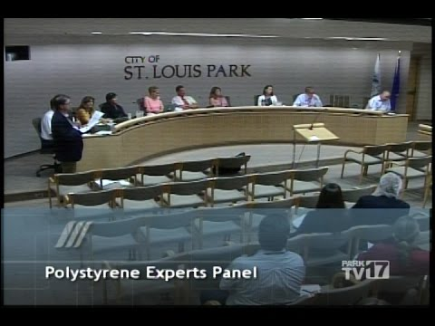 Polystyrene Experts Panel 7/27/15