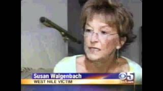 May 14, 2006:  CBS 5 Story Regarding Heavy Rain, Warming Temperatures And Standing Water