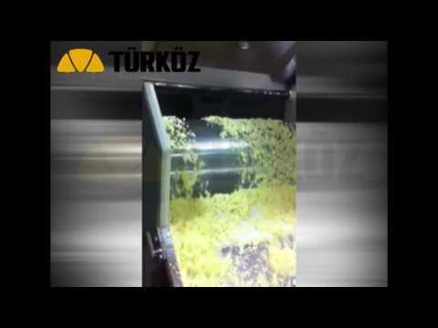 Modern Tambur Süzdürme - Modern Curd Filtering Drum / Hard-Semihard Cheese Production Machines