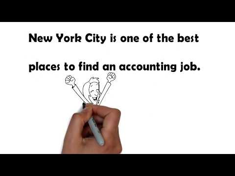 It's Now Simple to Apply for Accounting Jobs in NY!