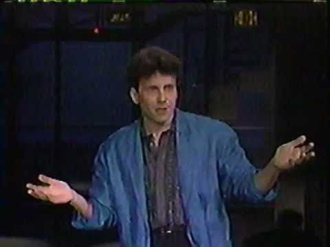 PAUL REISER stand up on Late Night with David Letterman 1980's