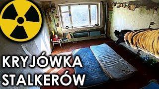 KRYJÓWKA STALKERÓW W CZARNOBYLU - PRYPEĆ - Urbex POV