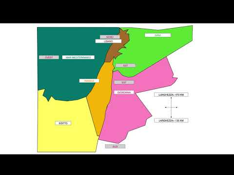 GEOGRAFIA ISRAELE