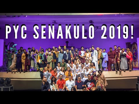 PYC SENAKULO 2019: TECHNICAL REHEARSAL TO PLAY DATE! Featuring SANGRE BOOBAY & SANGRE JOMAR VLOG #5