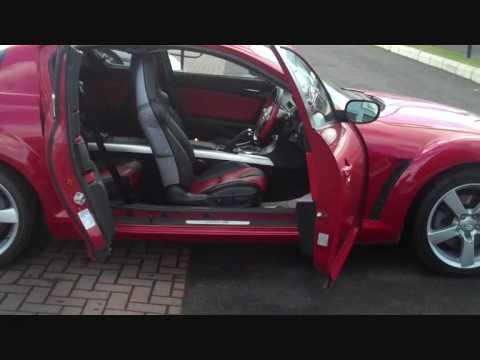 2006 Mazda RX 8 231 PS Interior