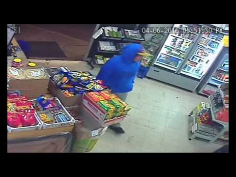 Police release CCTV footage following attempted armed robbery - Queanbeyan