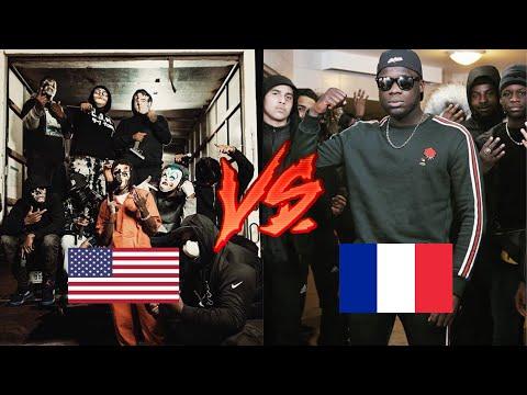 U.S. Gangsta Rap Vs. French Gangsta Rap