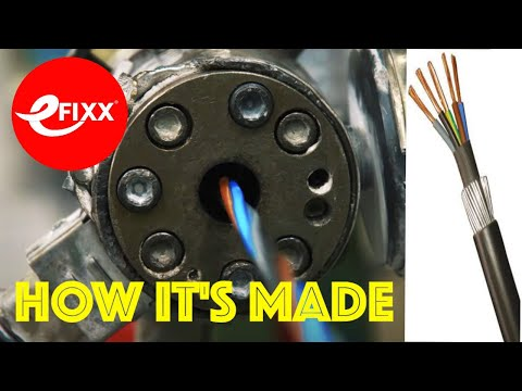 Armoured Cable SWA - How It's Made Factory Tour