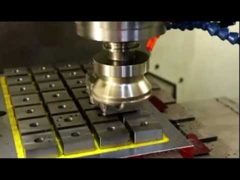 EEPM Magnetic Workholding Chuck -- Application Case-Study Holding Small Cast Part