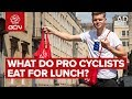 What Do Tour De France Riders Eat For Lunch How Pro Cyclists Fuel For Bike Races mp3