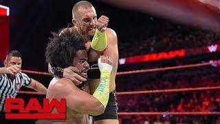 No Way Jose vs. Mojo Rawley: Raw, June 18, 2018