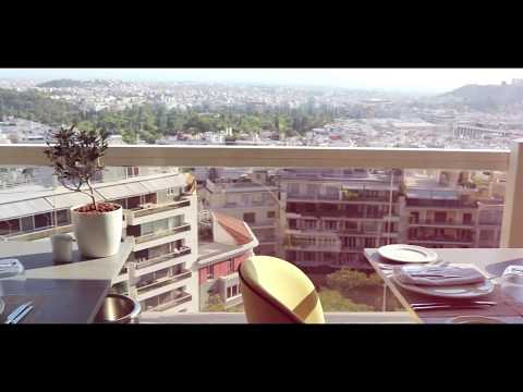 Athens in July - St. George Lycabettus Boutique Hotel