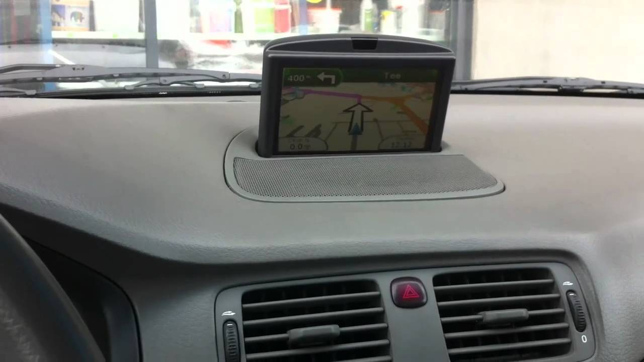 Volvo S80 video navi via IMIV - YouTube