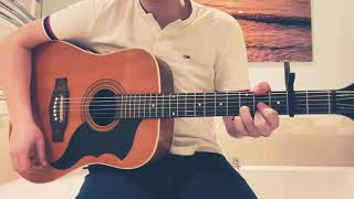 Liam Gallagher - Be Still (cover)