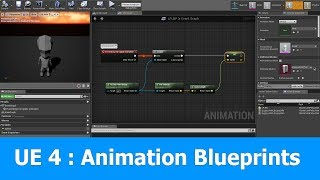 Unreal engine animation blueprints blendspaces free online unreal engine animation blueprint tutorial malvernweather Gallery
