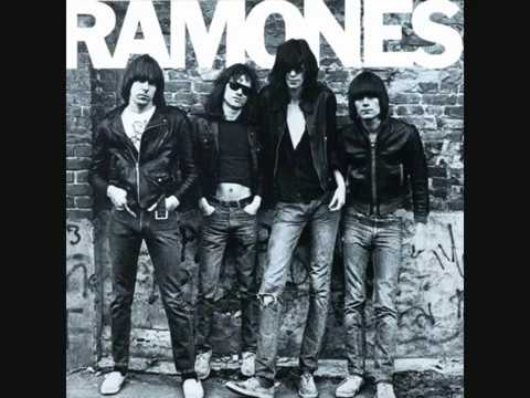 RAMONES - I Don't Wanna Walk Around With You