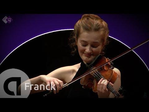 Franck: Violin Sonata - Noa Wildschut and Elisabeth Brauss - Live Concert HD