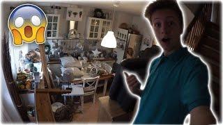💥 Unser Haus ist komplett verwüstet... ziehen wir um?? 😨 - Vlog | Echtso