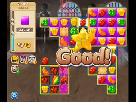Sweet Road Level 1296 played by Self-Gamed Millionaire