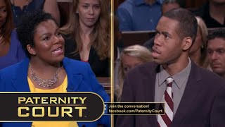 Man Claims Baby Was Born Too Early (Full Episode)   Paternity Court