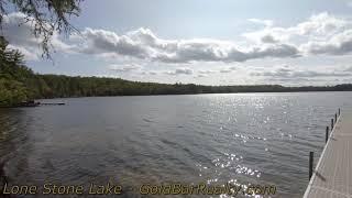 Lone Stone Lake Video 1