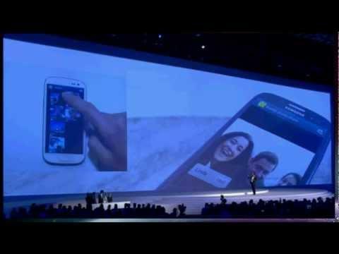 Samsung Galaxy S3 NFC Technology