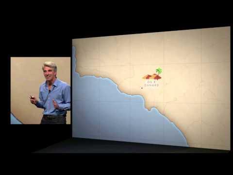 Apple Announces OS X Yosemite