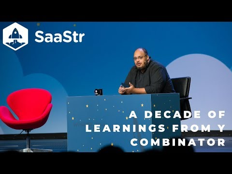 A Decade of Learnings from Y Combinator (Video + Transcript)