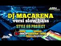 Macarena Versi Remix Slow Bass Style  Project By Arga Rmx  Mp3 - Mp4 Download