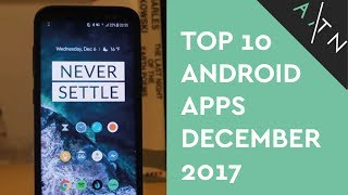 Top 10 BEST Android Apps December