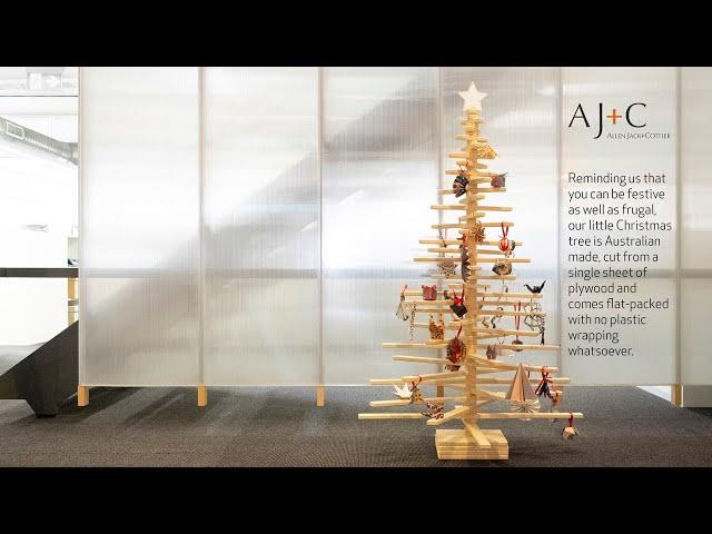AJ+C Christmas Message 2019