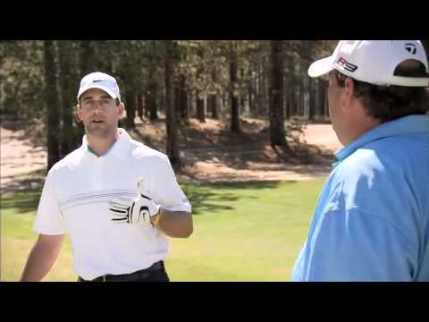 Aaron Rodgers and Kevin from The Office Talking Golf on the Driving Range - Subway.mov