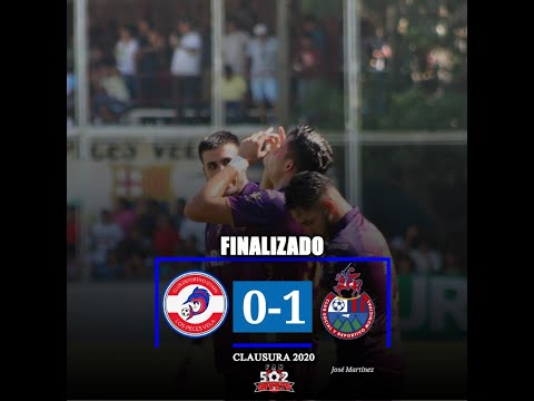 IZTAPA VS MUNICIPAL JORNADA 10 RESUMEN CLAUSURA 2020