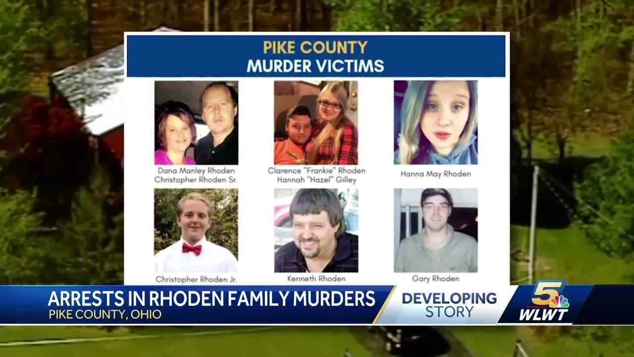 White Family tied to killing of 8 in Pike County,