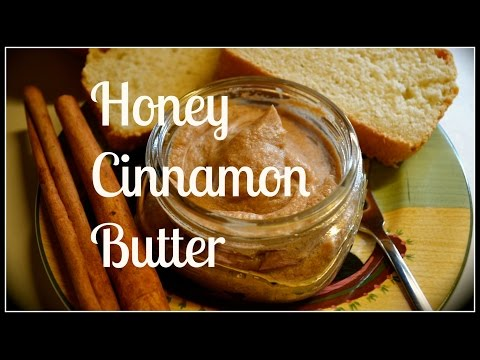 Honey Cinnamon Butter~Texas Roadhouse Style!