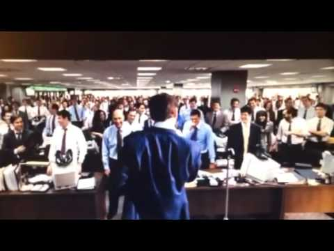The Wolf of Wall Street - Best Sales Pump Up Speech Ever