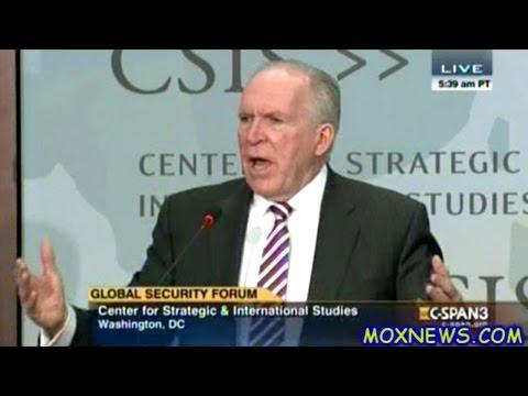 """CIA Dir Brennan """"I'm Going To War Profiteer For As Far As The Eye Can See!"""""""