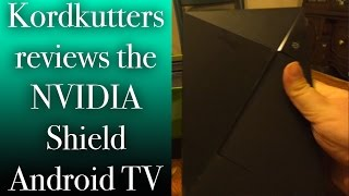 Review of the NVIDIA Shield for Kodi