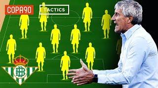 The Maverick Manager: Quique Setién | COPA90 & Top Eleven