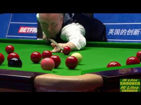 Trump v Higgins QF F8 2018 World Championship [HD]