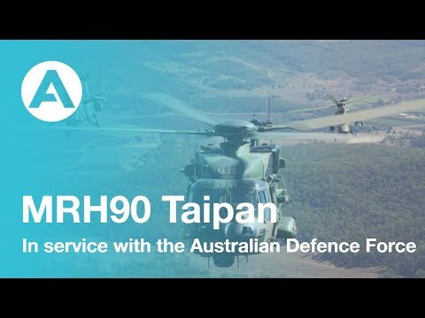 MRH90 Taipan in service with the Australian Defence Force