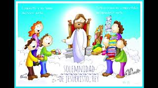 P06 / 26/11/17 / 3/8 - Solemnidad de Jesucristo rey