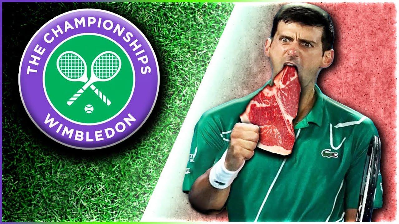Novak Djokovic Is Back With Vegan Nonsense Youtube